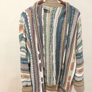 Carlo Alberto 90's Cosby Style Sweater Australia